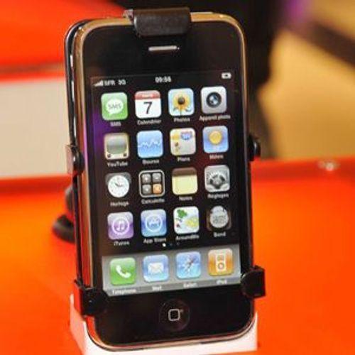 """L'application """"Secouer le bébé"""" de l'iPhone retirée de la vente"""