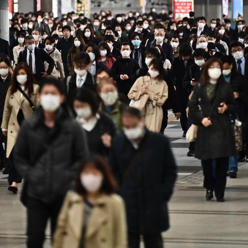 """Au Japon, des locations courte durée pour éviter des """"corona-divorces"""""""
